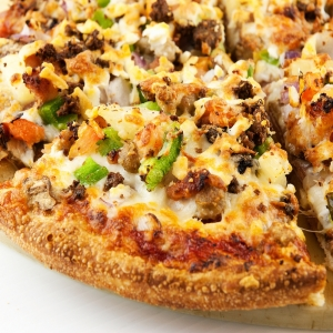 Whopper Pizza