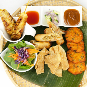 1. House Special Platter