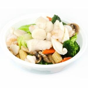 38. Seafood Chop Suey