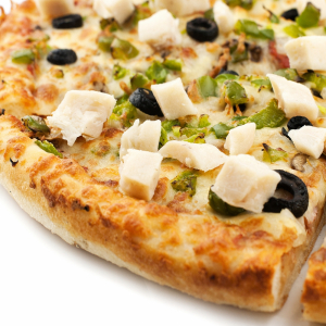 Chicken Specialty Pizzas