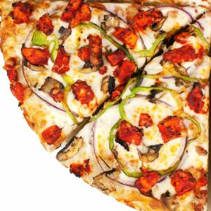 Tandoori Chicken Bonanza Pizza