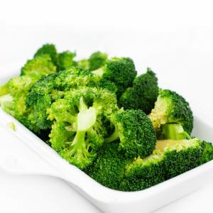 90. Broccoli in Garlic Sauce