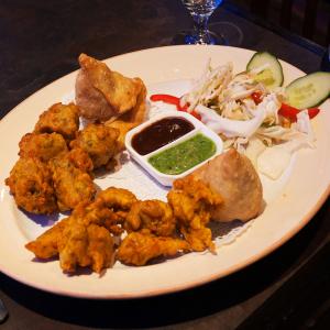 Mixed Tandoori Platter