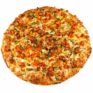 07. Paneer Tikka Pizza