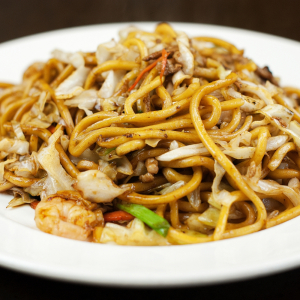 108. Shanghai Fried Noodles