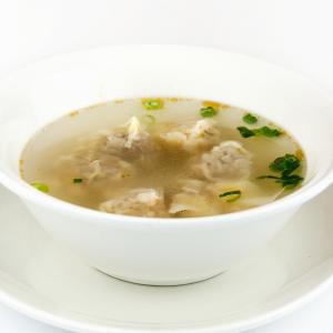 Wonton Soup (8 pcs)