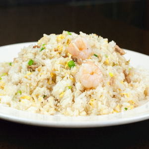 124. House Special Fried Rice