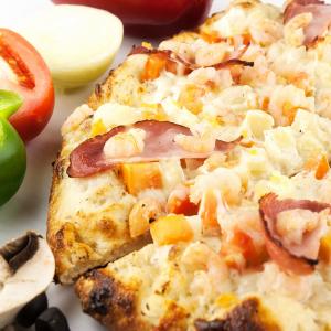 Primo Shrimp Pizza