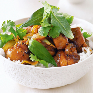 76. Lemongrass Chicken