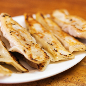 2. Pan Fried Dumplings