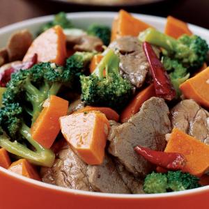 22. Broccoli Pork