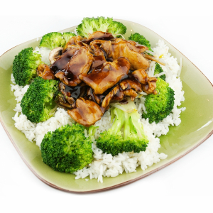 128. Chicken Teriyaki