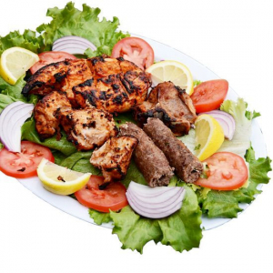 Tandoori Grilled Dishes