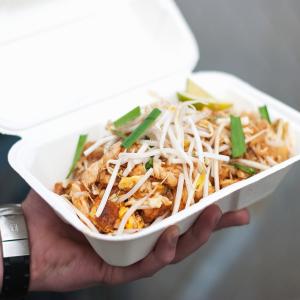 8. Veg. Pad Thai Noodle
