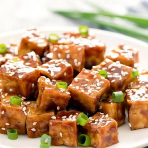 S1B. Sesame Tofu