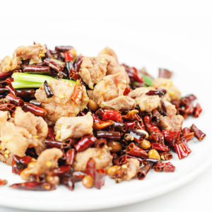 Dry Spicy Chicken 干香辣子鸡