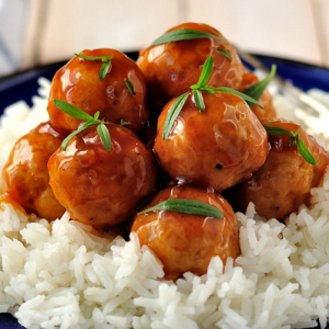 A8. Coconut Chicken Ball