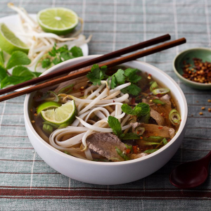 Pickled Green Beef Noodle Soup