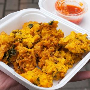 Vegetarian Pakora (6 pcs)