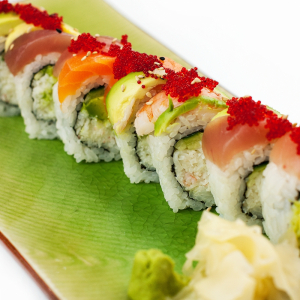Over the Rainbow Roll