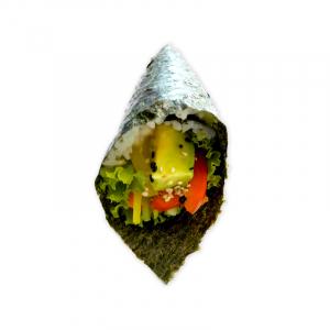 Veggie Sushi Cones