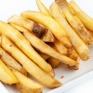 C5. Fried Cassava
