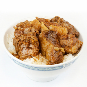 194. Beef Tripe on Rice
