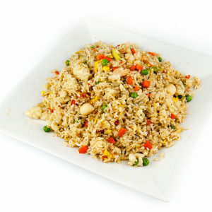 56. Seafood Fried Rice