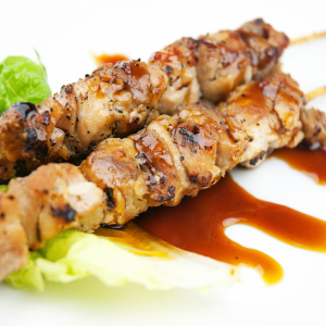 12. Chicken Yakitori (2 pcs)