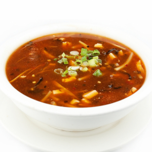 11. Spicy Chicken Soup (Tom Yum Gai)