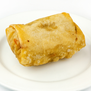 1. Egg Roll (1 pc)