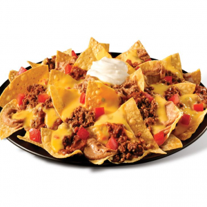 Chicken or Beef Nachos