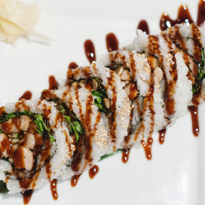 Teriyaki Roll