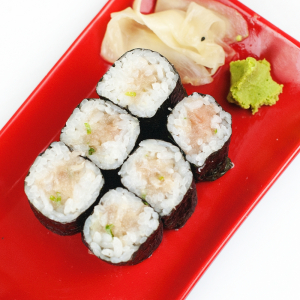 Negitoro Maki Roll