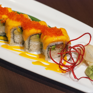 Mango Chicken Roll