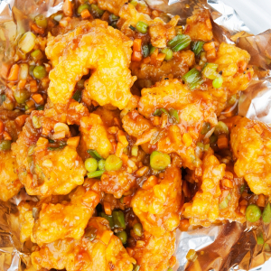 65. Chili Shrimp