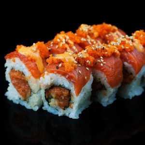 113. Red Dragon Roll