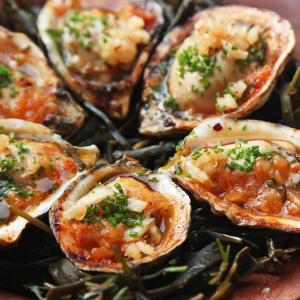 Oyster Ponzu