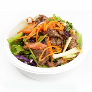 8. Thai Style Beef Salad