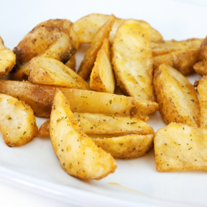 Spicy Wedge Fries