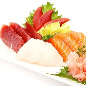 Assorted Sashimi A (17 pcs)