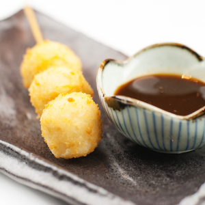 (203) Curry Fish Ball