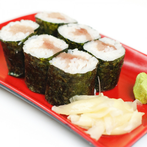 Red Tuna Roll (Maki)