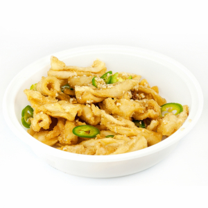 49. Salt and Pepper Squid
