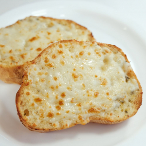 Garlic Bread with Cheese (2 pcs)