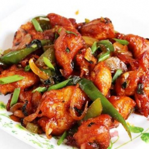 75. Thai Chilli Chicken