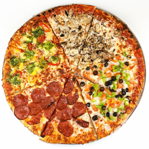 Create Your Own 2 for 1 Pizza