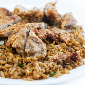 97. B.B.Q. Pork Fried Rice