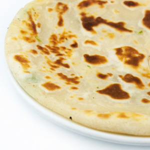 119. Stuffed Pancake with Green Onion