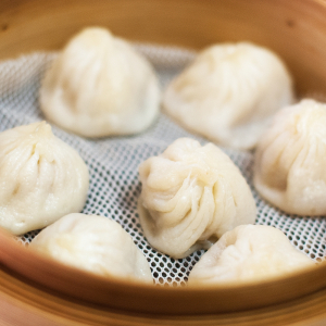 Boiled Stuffed Dumplings